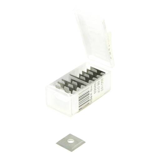 HMB Mesjes-wegwerp 12 x 12 x 1.5mm doosjes van 10 mesjes