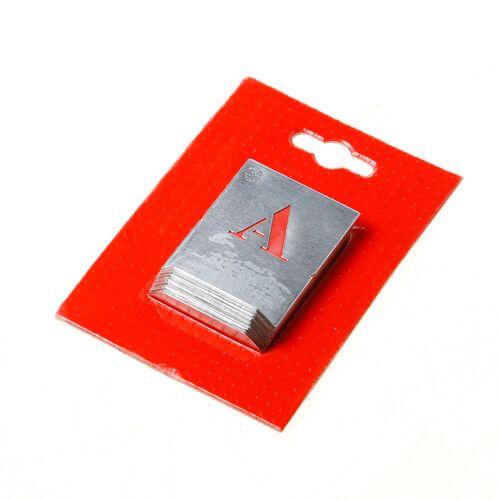 Sjabloon letters A t/m Z - 20mm