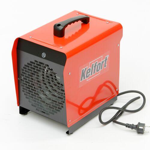 Bouwkachel 3.0kW 230V (ventilatorkachel)