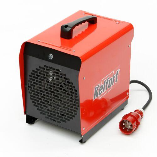 Bouwkachel 5.0kW 400V (ventilatorkachel)