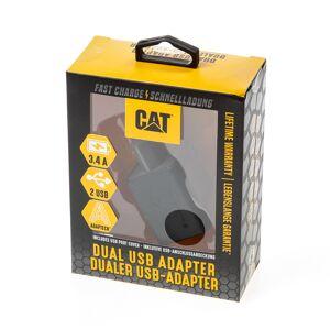 CAT Oplader voor in huis met 2 USB uitgangen
