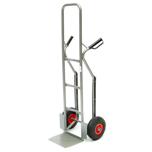 Steekwagen kratten hoog 250kg