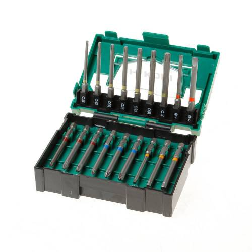 Hikoki Bitset 75mm 18dlg   bitbox2