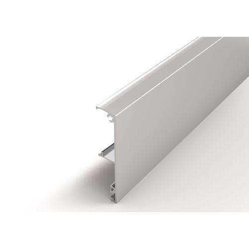 Proslide afdekkap plafondmontage  aluminium 2 meter