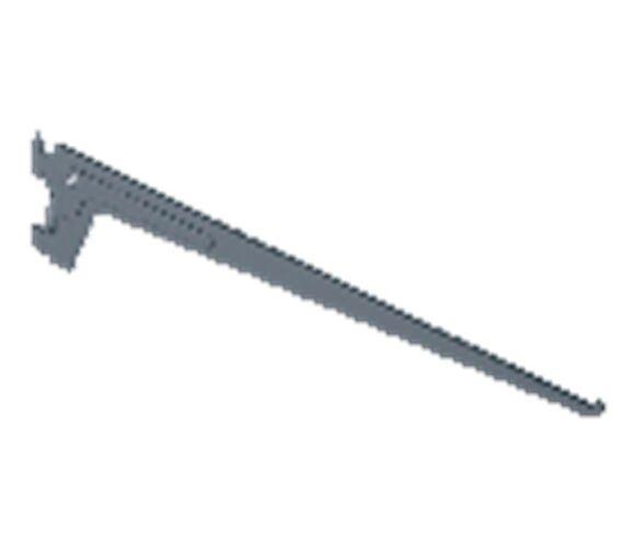 Element drager 35cm enkel wit