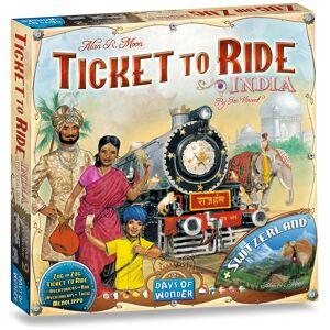 Days of Wonder Ticket to Ride - India
