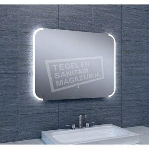 Wiesbaden Bracket Dimbare LED Spiegel (80x60 cm)