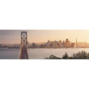 Komar California Dreaming Vlies Fotobehang 300x100cm 1-baan