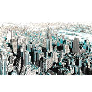 Komar Gotham Fotobehang 400x250cm 8-banen