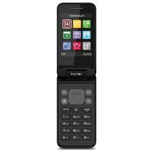 Bea-Fon Beafon C400 2.8  91g Zwart Instapmodel telefoon