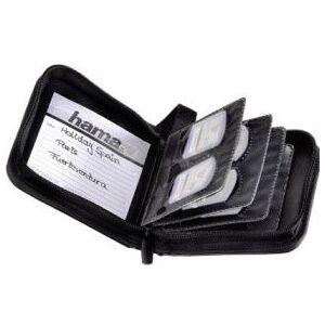 Hama Memory Card Wallet 12 SD zwart 95980