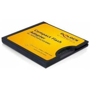 DeLOCK Compact Flash Adapter f. SD. SDHC. SDXC Kaart 61796
