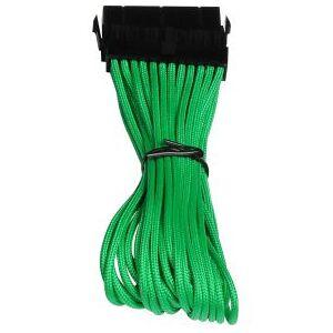 Bitfenix Verlengkabel ATX 24-pin 30cm green/black