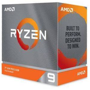 AMD Processor AMD Ryzen 9 3900XT