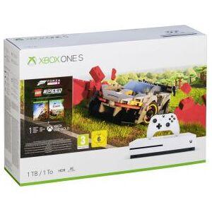 Microsoft Xbox One S 1TB incl. Forza 4 + Lego Speed Champions