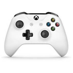 Microsoft Xbox One draadloze controller (V2) Wit