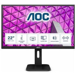 AOC 22P1D 21.5  Full HD TN Mat Zwart Flat computer monitor LED display