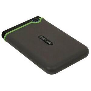 Transcend StoreJet 25M3 1000GB Groen, Grijs externeharde schijf