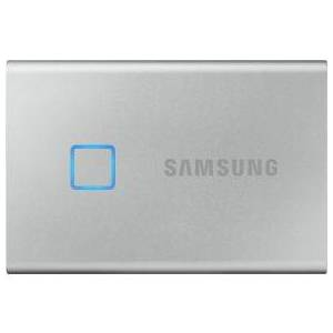Samsung SSD T7 Touch 1TB Zilver