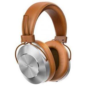 Pioneer SE-MS7BT Hoofdband Stereofonisch Bedraad Bruin mobielehoofdtelefoon