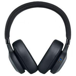 JBL E65BTNC Hoofdband Stereofonisch Bedraad/Draadloos Zwart mobielehoofdtelefoon