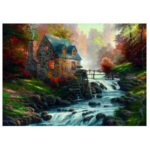 Schmidt Spiele Cobblestone Mill. 1000 pcs