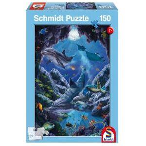 Schmidt Spiele Colours of the sea. 150 pcs