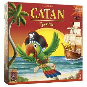 999-GAMES De Kolonisten van Catan Junior