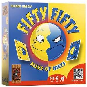 999-GAMES Fifty Fifty