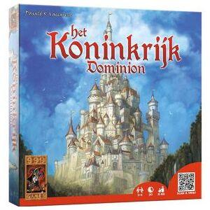 999-GAMES Het Koninkrijk Dominion