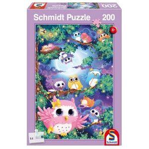 Schmidt Spiele In Owl Wood. 200 pcs