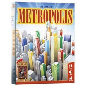 999-GAMES Metropolis