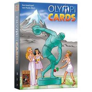 999-GAMES Olympicards