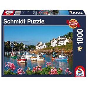 Schmidt Spiele Zomer op het water. 1000 pcs