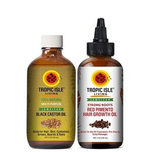 Tropic Isle Living Pure Wonderolie uit Jamaica (JBCO) - 118 ml Tropic Isle Living