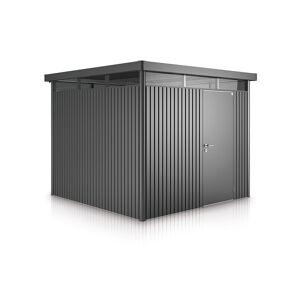 Van Kooten Tuin en Buitenleven Metalen berging Highline H5 275x315x222 cm met enkele deur