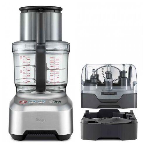 Sage The Kitchen Whizz Peel & Dice Foodprocessor, RVS
