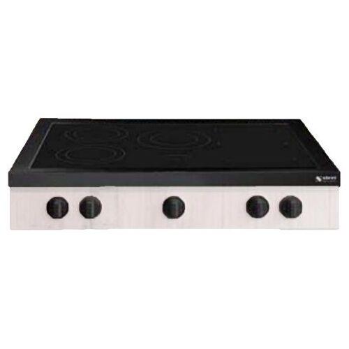 STEEL E9P-SFI NF Enfasi Inductiekooktop, 90cm zwart