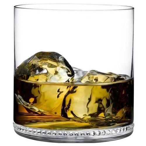 Nude Stone Spirit Swarovski Whiskyglazen, 2 stuks