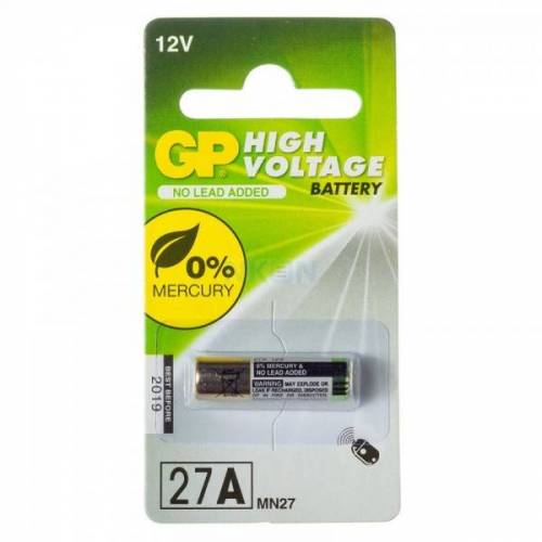 GP batterij 27A
