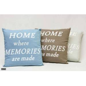 Kussen Home Where Memories Are Made