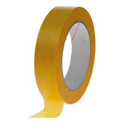 Maskeer tape goud 25mm budget