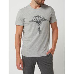 JOOP! Collection T-shirt van katoen, model 'Alerio'  - silver