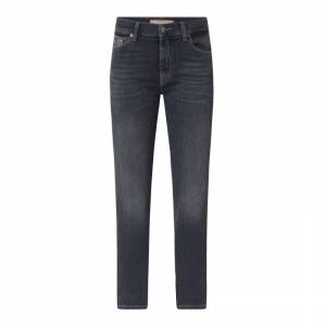 7 For All Mankind Ankle cut jeans met stretch, model 'Roxanne'  - grey