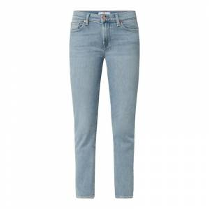 7 For All Mankind Jeans met stretch in 7/8-lengte  - blue