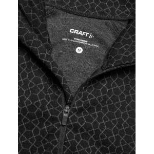 Craft Merino 240 Zip W Base Layer Tops Zwart CRAFT