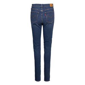 LEVI´S WOMEN 720 Hirise Super Skinny Fiery Slim Jeans Blauw LEVI´S WOMEN