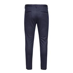 MATINIQUE Paton Jersey Pant Kostuumbroek Formele Broek Blauw MATINIQUE