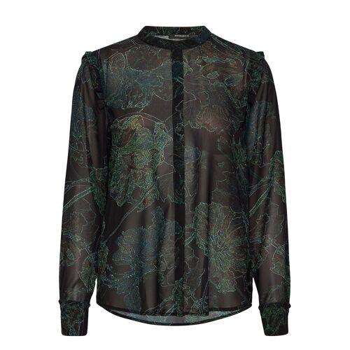 Bruuns Bazaar Delicate Ester Shirt Blouse Lange Mouwen Multi/patroon BRUUNS BAZAAR