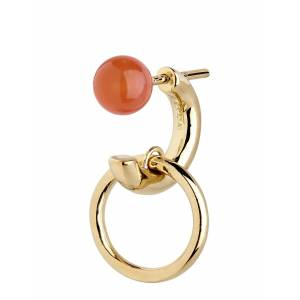 MARIA BLACK Elvira Earring - Gold Hp Accessories Jewellery Earrings Studs Goud MARIA BLACK